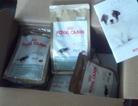Royal Canin Puppy Care Kits Arrived Today