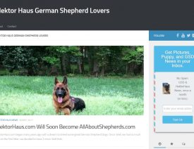 What Happened to Hektor Haus German Shepherds (hektorhaus.com)?